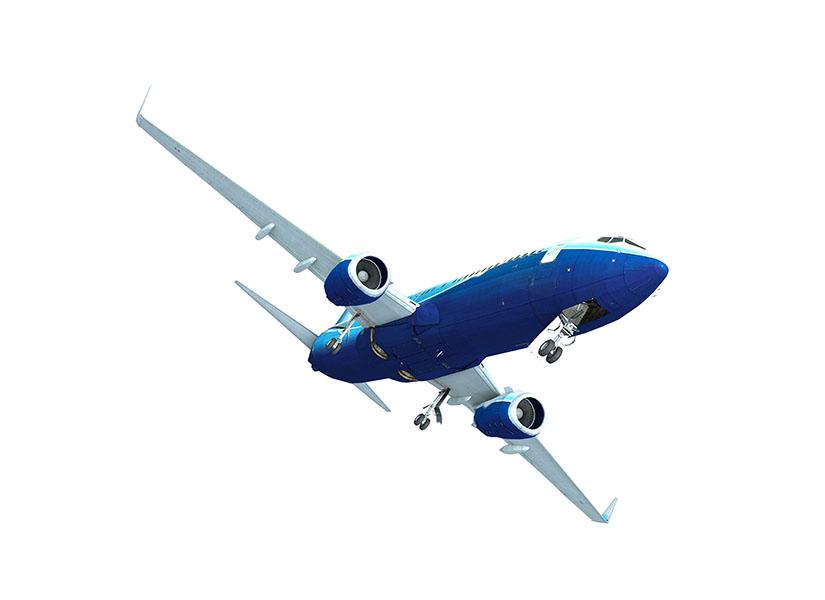 Фотообои самолет, полет, полет, авиация