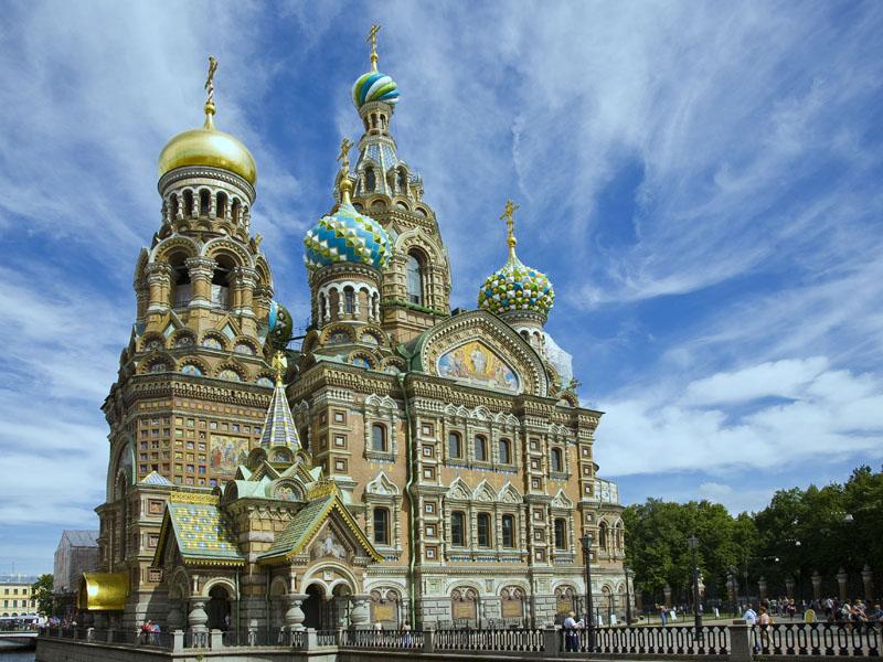 Фотообои санкт-петербург храм достопримечательность спас на крови