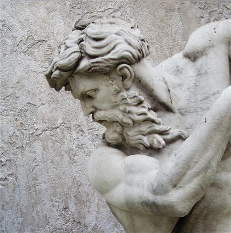 Фотошпалери мистецтво скульптура стіна арт