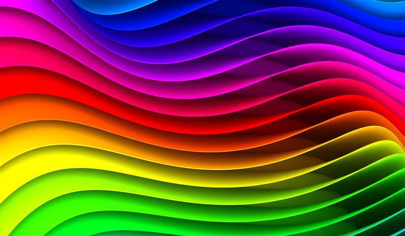 Фотообои искусство разноцветный дизайн арт