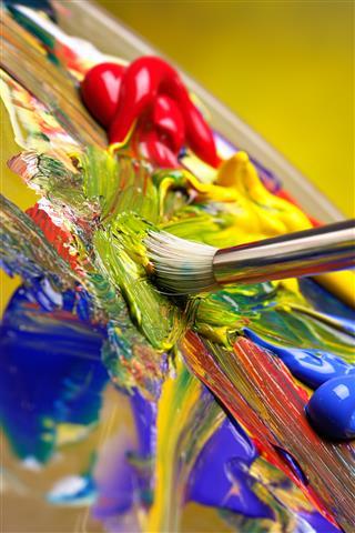 Фотошпалери мистецтво художник дизайн арт