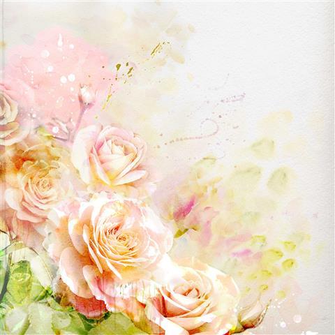 Фотообои искусство цветы розы арт