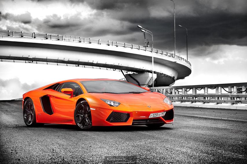 Фотообои автомобиль скорость скорость авто