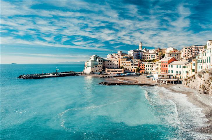 Фотошпалери море венеція океан пляж