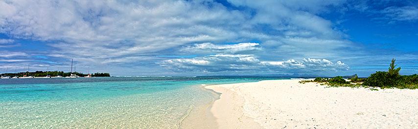 Фотообои море панорама океан пляж