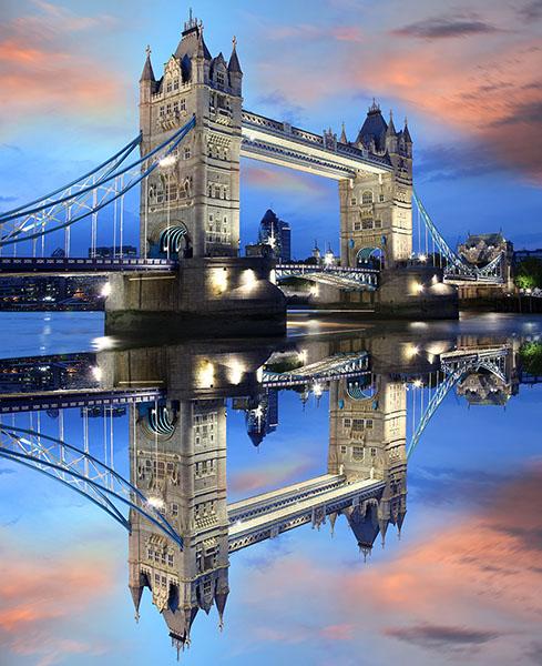 Фотошпалери міст, шляхопровід, лондон, тауерский міст