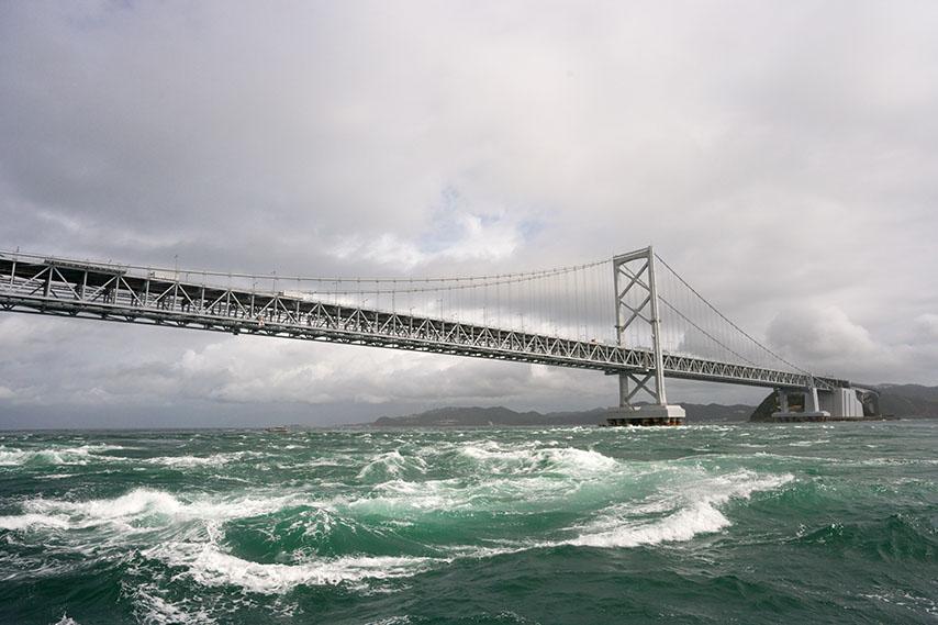 Фотошпалери міст шляхопровід японія наруто