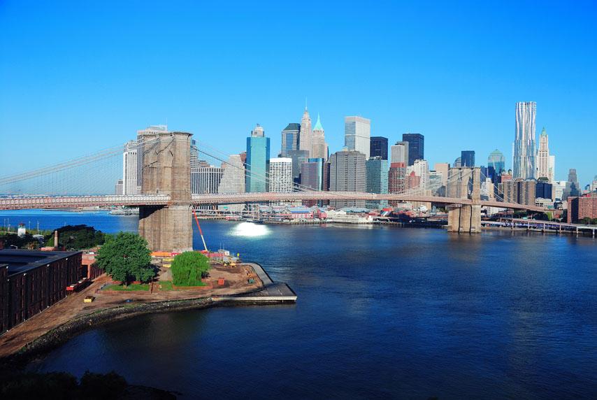 Фотообои мост путепровод путепровод нью-йорк