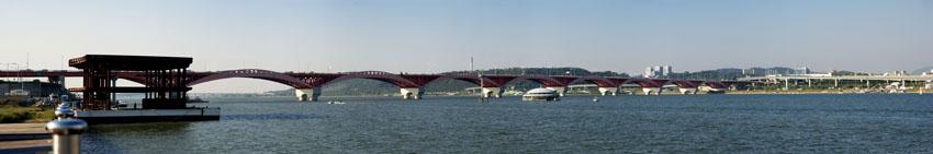 Фотообои Наруто Токио мост Япония