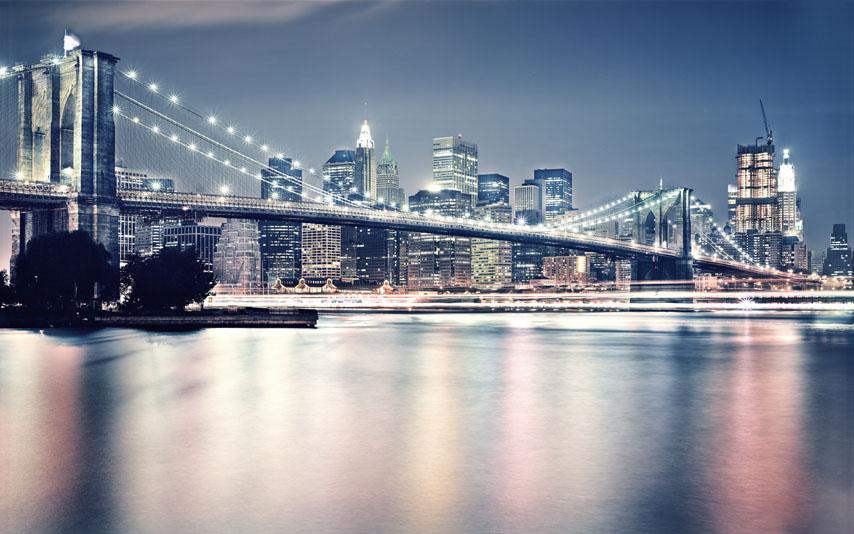Фотообои город, , ,