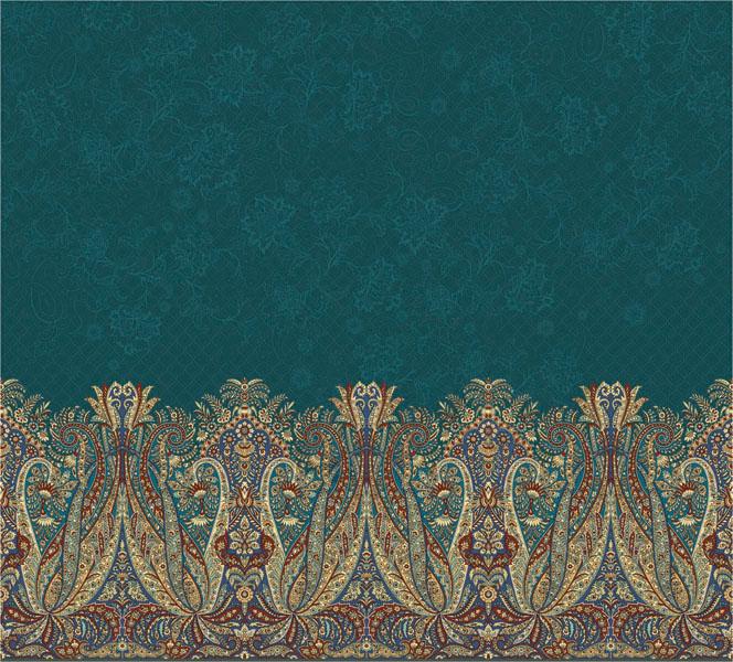 Фотообои рельефные 5д узор кружево