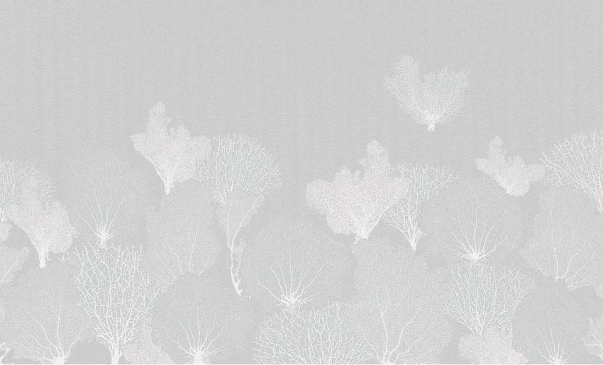 Фотообои рельефные 5д под покраску кораллы