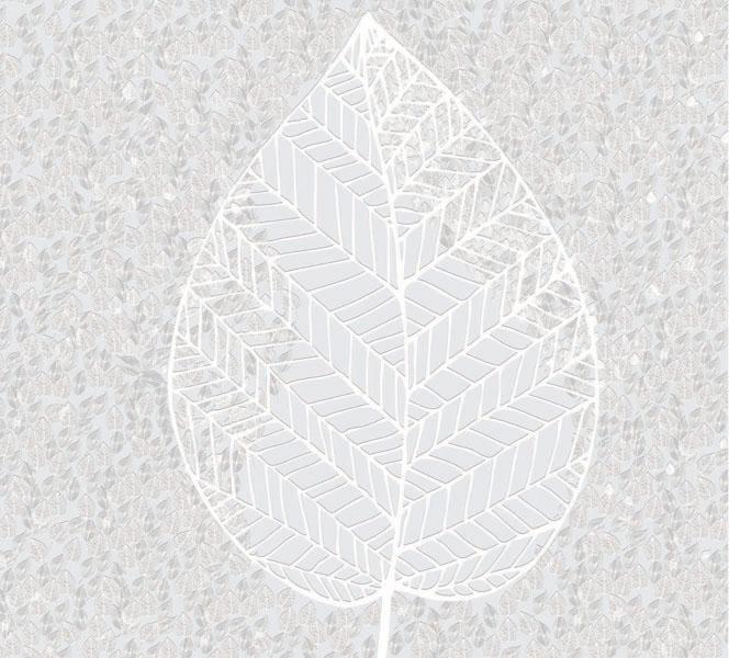 Фотообои рельефные 5д белый лист