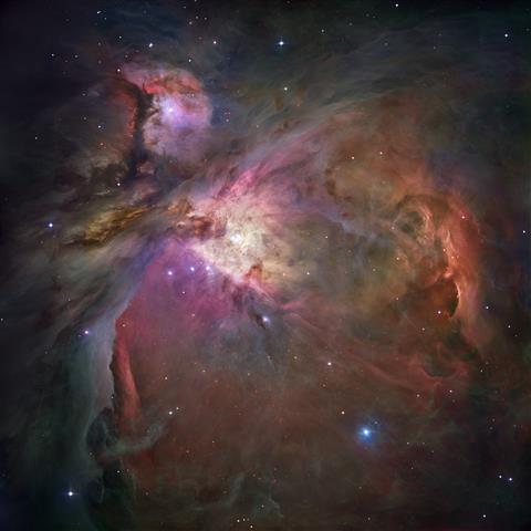 Фотообои космос планеты планеты вселенная