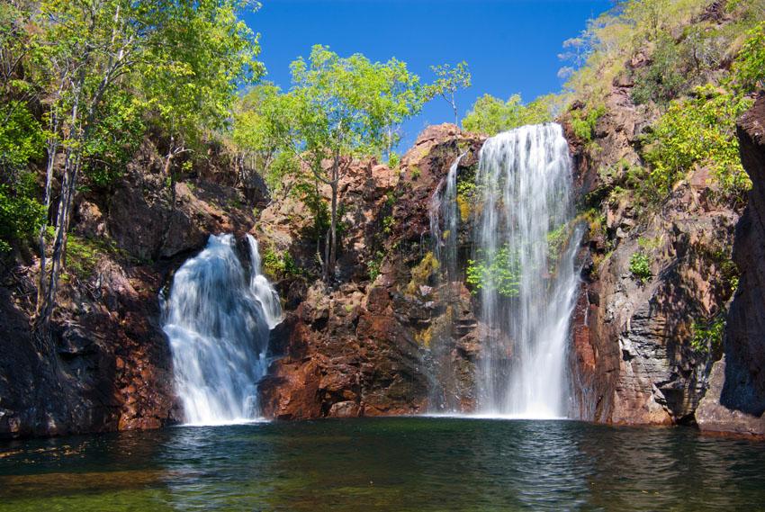 Фотообои водопад, , , фотообои